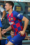 Presentation 1st team FC Barcelona 2019/2020.<br /> Clement Lenguet.