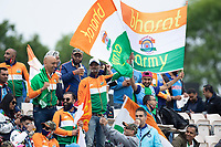 Colourful scenes at the Hampshire Bowl during India vs New Zealand, ICC World Test Championship Final Cricket at The Hampshire Bowl on 19th June 2021