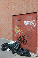 Garbage<br /> photo : Roussel  - Images Distribution