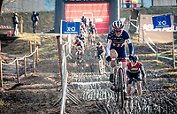 Clara Honsinger (USA/Cannondale-Cyclocrossworld)<br /> <br /> 2021 GP Sven Nys in Baal (BEL)<br /> <br /> ©kramon
