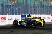 #26: Colton Herta, Andretti Autosport w/ Curb-Agajanian Honda