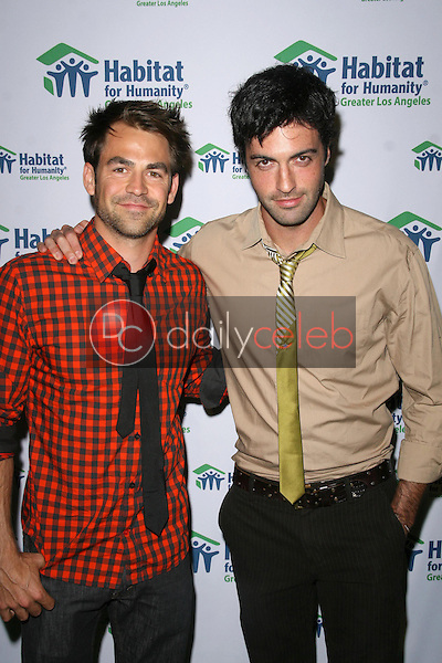 Kyle Howard and Reed Scott<br />at the 'Building A Greater Los Angeles' Gala. Beverly Hilton Hotel, Beverly Hills, CA. 10-01-08<br />Dave Edwards/DailyCeleb.com 818-249-4998
