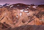 Landmannalaugar, Fjallbak Nature Reserve, Iceland