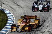 Verizon IndyCar Series<br /> Chevrolet Detroit Grand Prix Race 2<br /> Raceway at Belle Isle Park, Detroit, MI USA<br /> Sunday 4 June 2017<br /> Ryan Hunter-Reay, Andretti Autosport Honda<br /> World Copyright: Michael L. Levitt<br /> LAT Images