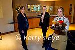 Manor West Hotel, l to r: Ruth O'Sullivan (Manager), Ilona Szymsaj (Supervisor) and Rachel McEniry.