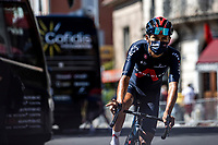 Egan Bernal (COL/Ineos-Grenadier) pre race <br /> <br /> Stage 5 from Gap to Privas 183km<br /> 107th Tour de France 2020 (2.UWT)<br /> (the 'postponed edition' held in september)<br /> ©kramon
