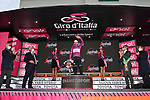 French Champion Arnaud Demare (FRA) Groupama-FDJ wins Stage 11 and retains the points Maglia Ciclamino of the 103rd edition of the Giro d'Italia 2020 running 182km from Porto Sant'Elpidio to Rimini, Italy. 14th October 2020.  <br /> Picture: LaPresse/Massimo Paolone | Cyclefile<br /> <br /> All photos usage must carry mandatory copyright credit (© Cyclefile | LaPresse/Massimo Paolone)