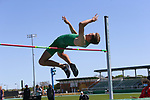 Denton, TX, April 10: University of North Texas Mean Green Track & Field on April 10, 2021 at Mean Green Soccer and Track & Field Stadium in Denton, TX. Photo:Rick Yeatts Photography/ Rick Yeatts
