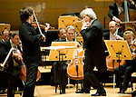 Joshua Bell performs with Carl St. Clair and The Pacific Symphony.