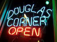 Douglas Corner is Open