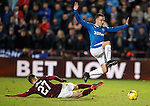 Barrie McKay and Andraz Struna