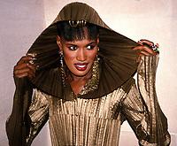 Grace Jones 1990<br /> Photo by Adam Scull/PHOTOlink