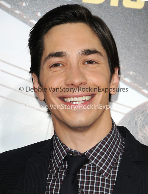 Justin Long at the Warner Bros. Pictures' L.A. Premiere of Going the Distance held at The Grauman's Chinese Theatre in Hollywood, California on August 23,2010                                                                               © 2010 Hollywood Press Agency