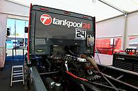FIA ETRA #24 TANKPOOL 24 RACING - STEFFEN FAAS - SCANIA