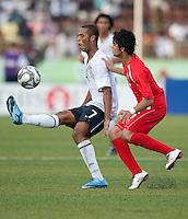 Stefan Jerome. US Under-17 Men's National Team defeated United Arab Emirates 1-0 at Gateway International  Stadium in Ijebu-Ode, Nigeria on November 1, 2009.