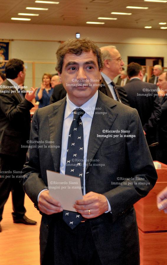 - NAPOLI 12/05/10, 12:40:22 - Il vicepresidente del consiglio regionale campano Biagio Iacolare