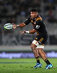 Taleni Seu of the Chiefs during the Super Rugby Match between the Blues and the Chiefs, Eden Park, Auckland,  New Zealand. Friday 26  May 2017. Photo: Simon Watts / www.bwmedia.co.nz