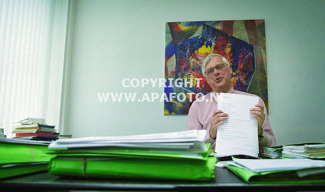 arnhem 100700 advocaat dominique van dijk<br />foto frans ypma APA-foto