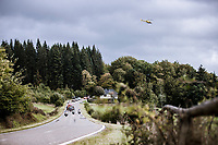 chasing peloton<br /> <br /> 4th Liège-Bastogne-Liège-Femmes 2020 (1.WWT)<br /> 1 Day Race: Bastogne – Liège 135km<br /> <br /> ©kramon