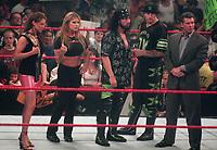 Stephanie  McMahon Sable XPAC Road Dogg 2000                                                                    Photo by  John Barrett/PHOTOlink