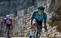 bombing down the Col de Turini<br /> <br /> Stage 2 from Nice to Nice (186km)<br /> <br /> 107th Tour de France 2020 (2.UWT)<br /> (the 'postponed edition' held in september)<br /> <br /> ©kramon