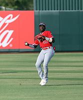 Natanael Santana - 2021 Arizona League Angels (Bill Mitchell)