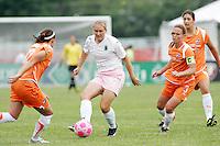 Christie Welsh #23...Saint Louis Athletica defeated Sky Blue FC 1-0 at Anheuser-Busch Soccer Park, Saint Louis, MO.