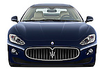 Straight front view of a 2010 Maserati Granturismo S Automatic Coupe