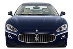 Straight front view of a 2010 Maserati Granturismo S Automatic Coupe