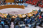 Security Council meeting<br /> <br /> The situation in the Middle East<br /> <br /> Kuwaiti respond to Syria