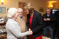 """NO REPRO FEE. 21/11/2011. New Alzheimer Day Centre at full capacity as demand for Alzheimer services grow. Minister for Social Protection Joan Burton T.D. officially opened """"Failte Day Centre"""", which will provide dementia-specific, person-centred care to people with dementia and their carers in Hartstown, Clonsilla.  The Alzheimer Society of Ireland, in partnership with the HSE, is currently operating 3 days a week caring for clients living with dementia who live in Castleknock. Picture James Horan/Collins Photos"""