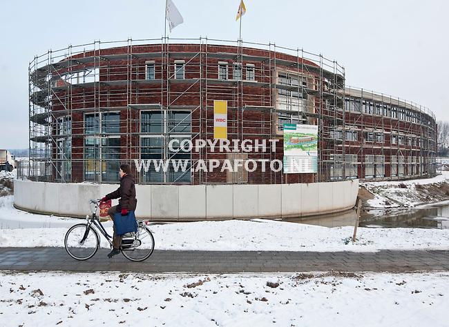Kesteren, 070109<br /> nieuwe reforamtorische Van Lodenstein College. <br /> Foto: Sjef Prins - APA Foto