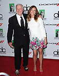 Julia Roberts and Jerry Weintraub attends The 17th Annual Hollywood Film Awards held at The Beverly Hilton Hotel in Beverly Hills, California on October 21,2012                                                                               © 2013 Hollywood Press Agency