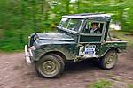 Land Rover: National Rallye 2008