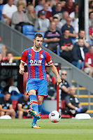 Luka Milivojevic of Crystal Palace during the pre season friendly match between Crystal Palace and Hertha BSC at Selhurst Park, London, England on 3 August 2019. Photo by Carlton Myrie / PRiME Media Images.