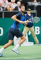 13-02-13, Tennis, Rotterdam, ABNAMROWTT, Benoit Paire