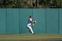 STANFORD, CA - MAY 27: Eddie Park during a game between Oregon State University and Stanford Baseball at Sunken Diamond on May 27, 2021 in Stanford, California.