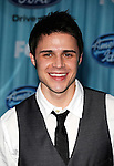 Kris Allen at the American Idol Top 12 Party at AREA on March 5, 2009 in Los Angeles, California...Photo by Chris Walter/Photofeatures.