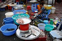 Street food, Ho Chi Minh City, Vietnam<br /> <br /> <br /> PHOTO : Agence Quebec presse