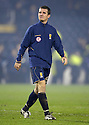 17/11/2007      Copyright Pic: James Stewart.File Name : sct_jspa13_scotland_v_italy.A DEJECTED BARRY FERGUSON AT THE END OF THE GAME....James Stewart Photo Agency 19 Carronlea Drive, Falkirk. FK2 8DN      Vat Reg No. 607 6932 25.Office     : +44 (0)1324 570906     .Mobile   : +44 (0)7721 416997.Fax         : +44 (0)1324 570906.E-mail  :  jim@jspa.co.uk.If you require further information then contact Jim Stewart on any of the numbers above........