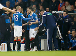 Kenny Miller makes way for Nicky Clark