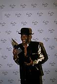 BOBBY BROWN_1990_CANDID<br /> 17TH ANNUAL AMERICAN MUSIC AWARDS-SHRINE AUDITRORIUM-LOS ANGELES, CA.-JANUARY 22, 1990<br /> Photo Credit: BRIAN ASHLEY:AtlasIcons.com