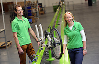 Pictured: Owners Jerry and Shelley Lawson Monday 15 August 2016<br />