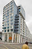 Barratt's Visage development of luxury apartments at Swiss Cottage, London.