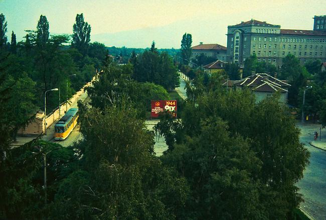 Velchova Zavera Square