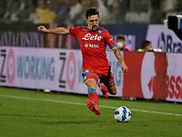 3rd October 2021; Franchi Stadium, Florence, Italy; Serie A football, Fiorentina versus Napoli : Mario Rui of Napoli