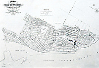 Frederick Law Olmsted:  Plan for City of Tacoma, WA, 1873.  Reps, CITIES OF THE AMERICAN WEST,p. 567.
