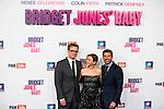 20160909. Premiere Bridget Jones Baby in Madrid.