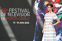 FESTIVAL TELEVISION DE MONTE CARLO - PHOTOCALL 'POLDARK' AVEC HEIDA REED
