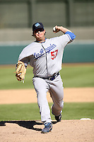 Brent Leach / Surprise Rafters 2008 Arizona Fall League..Photo by:  Bill Mitchell/Four Seam Images